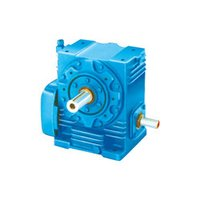 SNU Worm Gearboxes