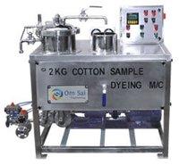 Sample Yarn Dyeing Machine