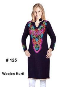 Attractive Woolen Kurtis