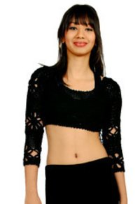 Stylish Saree Blouses