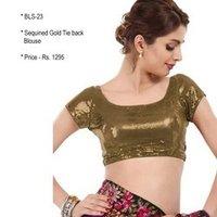 Elegant Saree Blouses