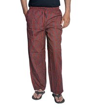 Men's Checkered Casual Pyjamas