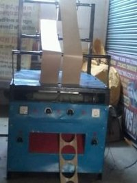 Double Dye Paper Dona Machine