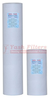 Industrial Pp Spun Sediment Filter Cartridge