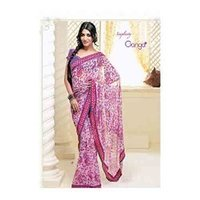 Trendy Printed Saree