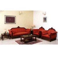 Traditional Style Sofa Set