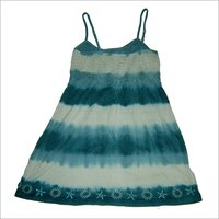 Girls Frock Dyeing Services