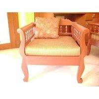 Wooden Designer Sofa