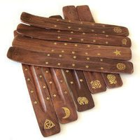 Wooden Incense Sticks Holders