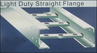 Welded Type Light Duty Straight Flange Ladder Tray