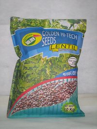 Green Lentil Seed Bags