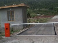 Full Length Weighbridge With Boom Barrier