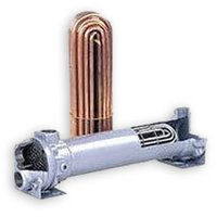 Tube Bundle Oil Coolers