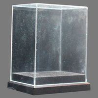 Promotional Acrylic Statue Display Case