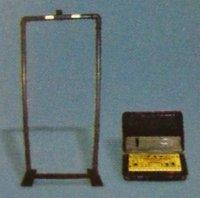 Portable Model Door Frame Metal Detector