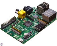 Raspberry-PI Board