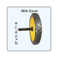 Solid Tyre With Excel