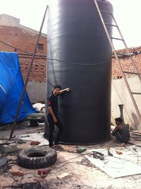 Sulfuric Acid Storage Tank
