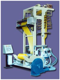 Single Die Blown Film Extruder Machine
