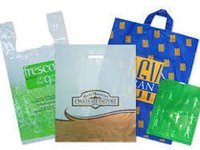 Printed Plastic Packaging Bags