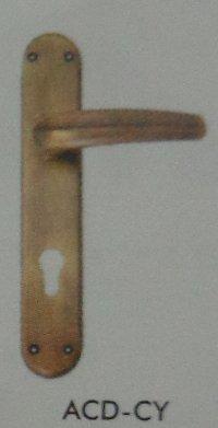 Door Handle (Accord Brass)