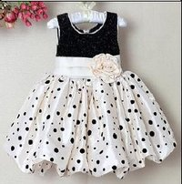 Girl Partywear Fancy Frock