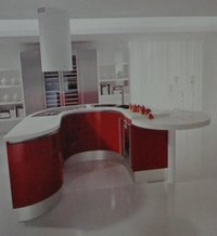 Stainless Steel Dynamic Modular Kitchen