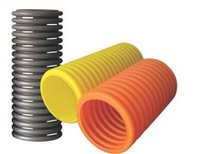 PE Corrugated Pipes