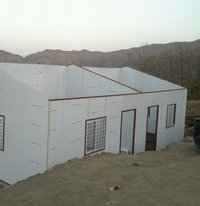 Sandwich Panel Installation Services