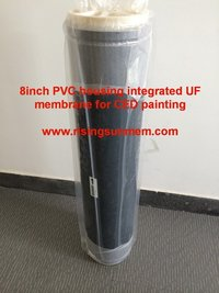 8 Inch PVC Housing Integrated UF Membrane For CED Painting