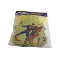 Batman Party Favours Flag