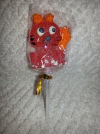 Lollypop Animal Shape Jelly