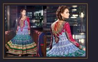 Designer Wedding Churidar Suits