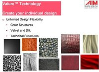 Valure Coated Breathable Leather