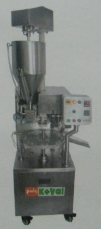 Kv 600al Dh Tube Filling Machine
