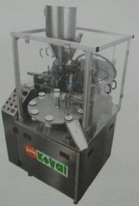 Kv 300pl Tube Filling Machine