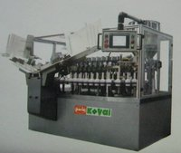 Kv 120 Combo Linear Tube Filling Machine