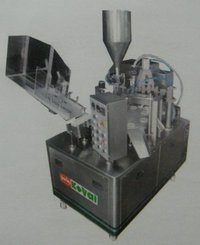 Kv 300pl Auto Tube Filling Machine
