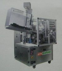 Kv 300al Auto Tube Filling Machine