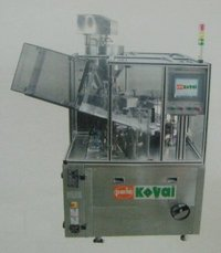 Auto Kv 60al Tube Filling Machine