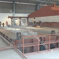 High Mast Pole Galvanizing Plant