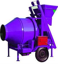 Mobile Mixer Machine