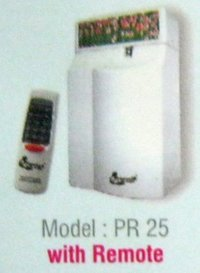 Automatic Air Freshener Dispenser (Pr 25) With Remote