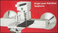 Telephonic Single Lever Wall Mixer