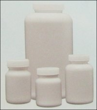 Tablet Packaging Containers With Screw Cap