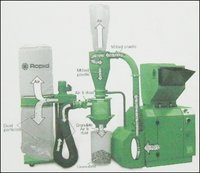 Integrated Dust Separation System