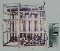 Multi Column Distilation Plant