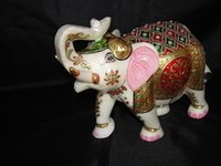 Marble Decorative Elephant
