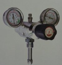 Double Stage SS 316 Regulator