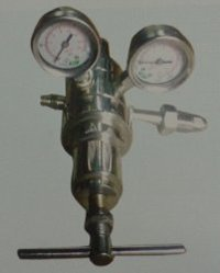 Double Stage High Pressure SS Regulator